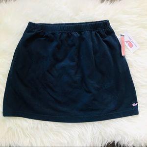 Girls Vineyard Vines Navy Blue Skirt Sz Small 7-8